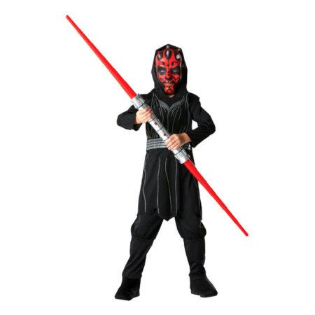 darth maul kostume star wars kostume til børn the phantom menace børnekostume
