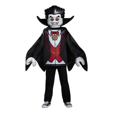 LEGO halloween kostume til børn hallowen kostume med maske halloween kostume med mundbind