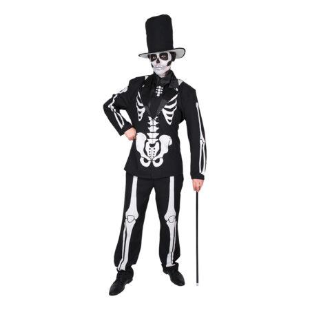 Day of the dead jakkesæt 450x450 - Halloween jakkesæt til voksne
