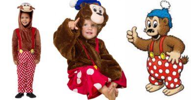 rasmus klump børnekostume, rasmus klump kostume til børn, rasmus klump udklædning til børn, rasmus klump kostumer, ramasjang kostume til børn, ramasjang børnekostumer