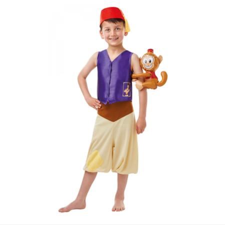 aladdin kostume gadedreng kostume arabisk kostume fattig dreng kostume kostumeuniverset