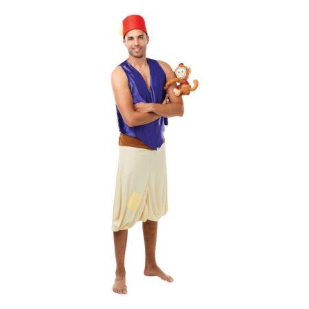 aladdin som gadedreng aladdin kostume til voksne disney kostume til voksne aladdin kostume mand