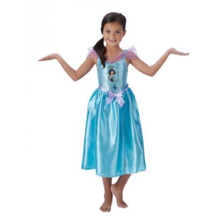 jasmin kostume til piger jasmin kjole