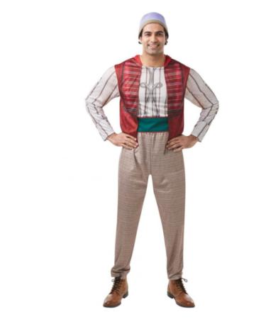 aladdin kostume til mænd