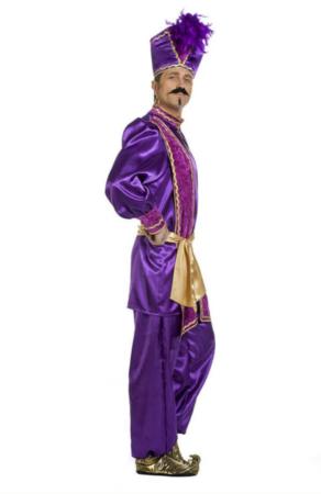 sultan kostume til voksne disney kostume til mænd
