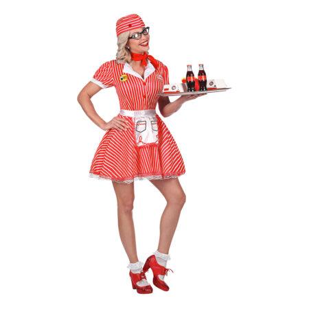 50 er kostume til kvinder 450x450 - Amerikanske kostumer til voksne