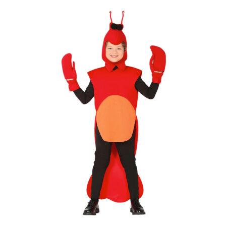 Krebs børnekostume røde kostumer til børn 450x450 - Røde kostumer til børn