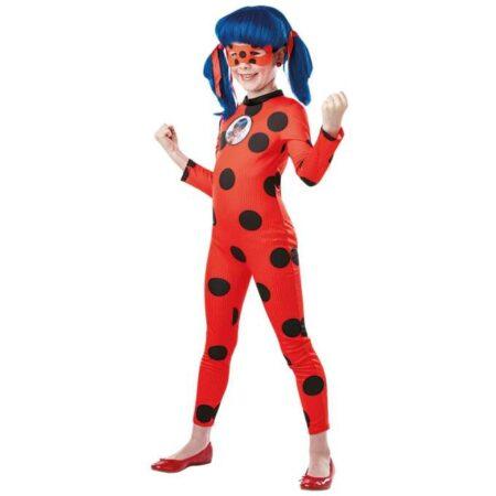 Miraculous Ladybug børnekostume 450x450 - Røde kostumer til børn