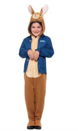 Peter kanin heldragt 268x450 - Peter Kanin kostume til børn