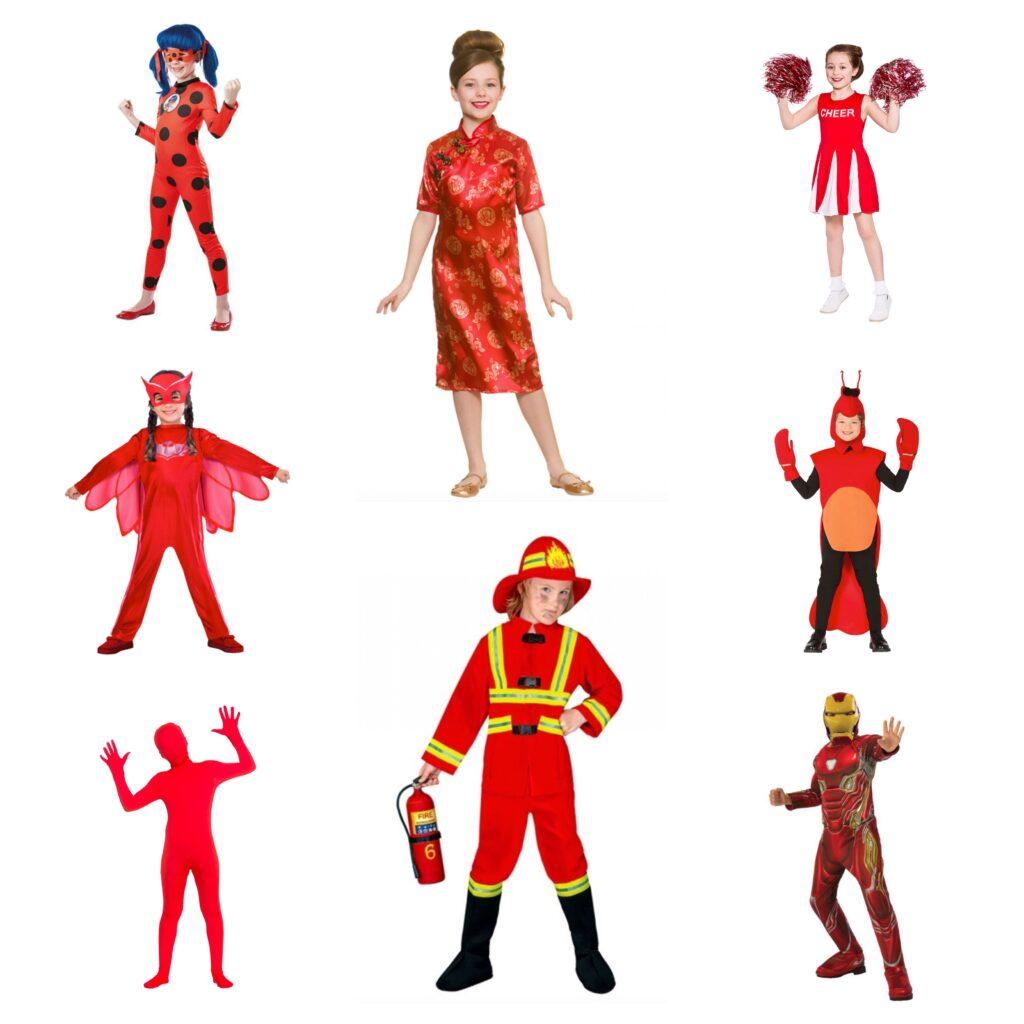 Røde børnekostumer 1024x1024 - Røde kostumer til børn