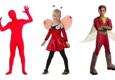 røde kostumer til børn, røde børnekostumer, rød udklædning til børn, røde fastelavnskostumer til piger, røde fastelavnskostumer til drenge 2021, røde kostumer til drenge, røde kostumer til piger, rød temafest