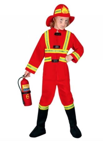 brandmand kostume til børn røde kostumer til børn 330x450 - Røde kostumer til børn