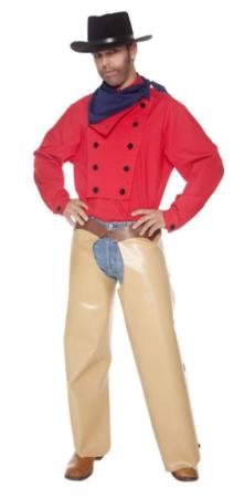 john wayne kostume til voksne amerikansk udklædning cowboy kostume amerikansk temafest udklædning