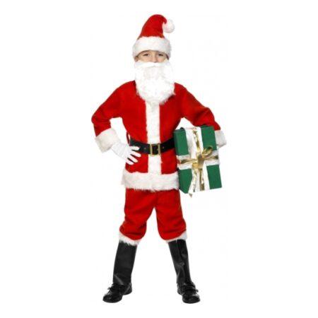 julemand kostume til børn 450x450 - Røde kostumer til børn