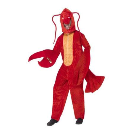 kreb kostume røde kostumer til voksne skaldyr kostume 450x450 - Røde kostumer til voksne