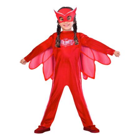 pyjamasheltene ugline kostume 450x450 - Røde kostumer til børn
