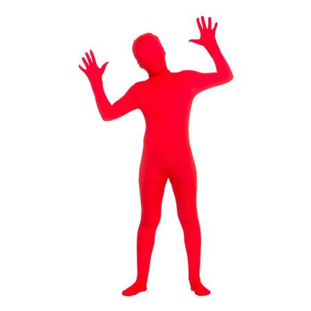 rødt skinz børnekostume 450x450 - Røde kostumer til børn