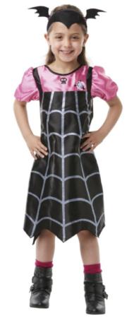 vampirina kostume til piger sødt halloween kostume ikke farligt halloween kostume til barn