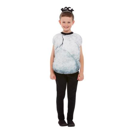 sten kostume sten udklædning til børn rock kostume til børn sten børnekostume sten saks papir kostume til barn