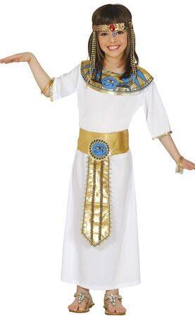 Egyptisk kostume til piger 277x450 - Billige fastelavnskostumer til piger under 200 kr