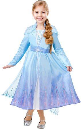 Elsa kostume til børn 282x450 - Billige fastelavnskostumer til piger under 200 kr