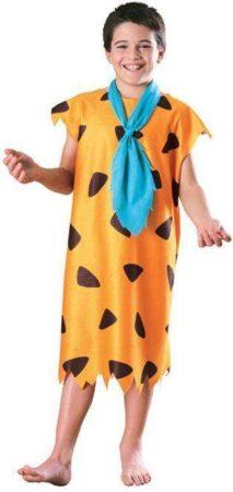 Fred Flintstones børnekostume 213x450 - Billige fastelavnskostumer til drenge under 200 kr