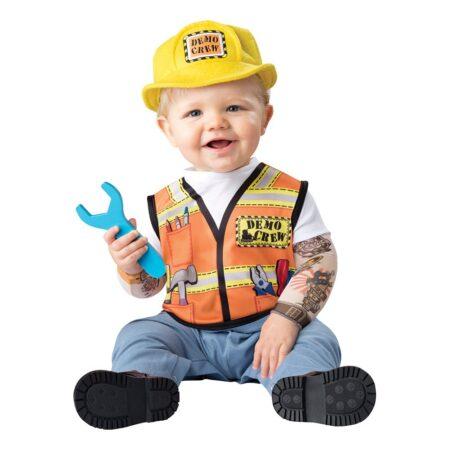 Håndværker fastelavnskostume til børn 450x450 - Populære fastelavnskostumer til baby 2021