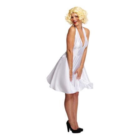 Marilyn monroe fastelavnskostume billige kostumer til voksne 450x450 - Billige fastelavnskostumer til kvinder under 200 kroner