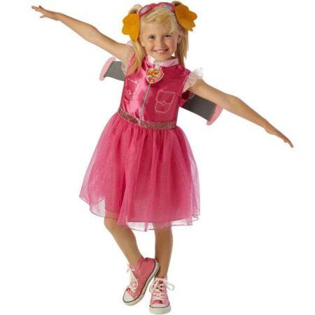 Paw Patrol skye kostume billige fastelavnskostumer til piger 450x450 - Billige fastelavnskostumer til piger under 200 kr