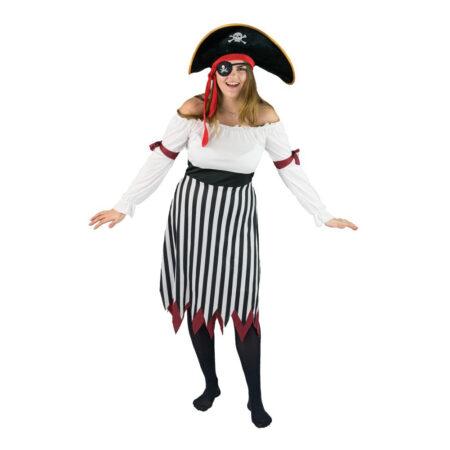 Pirat fastelavnskostume til kvinder 450x450 - Billige fastelavnskostumer til kvinder under 200 kroner