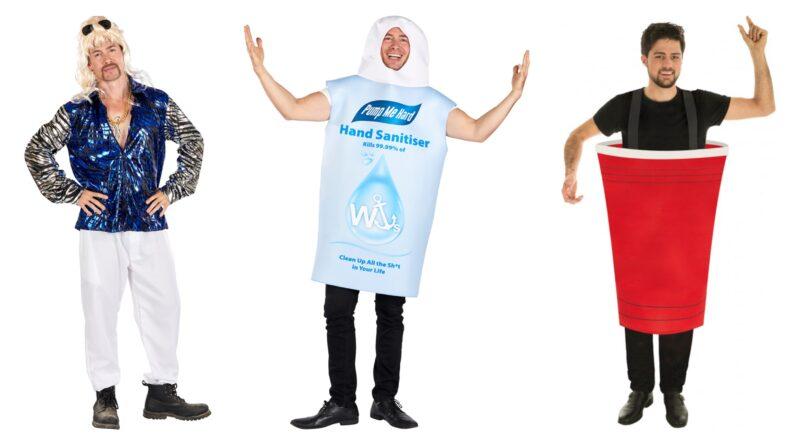 sjove fastelavnskostumer til voksne 2021, sjove fastelavnskostumer til mænd 2021, sjove fastelavnskostumer til kvinder 2021, populære kostumer til mænd 2021, populære kostumer til kvinder 2021, sjove kostumer til voksne, sjove voksenkostumer