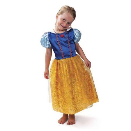 Snehvide kostume til børn 450x450 - Billige fastelavnskostumer til piger under 200 kr