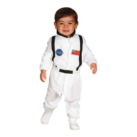 astronaut baby kostume uniform fastelavnskostume til baby 450x450 - Populære fastelavnskostumer til baby 2021