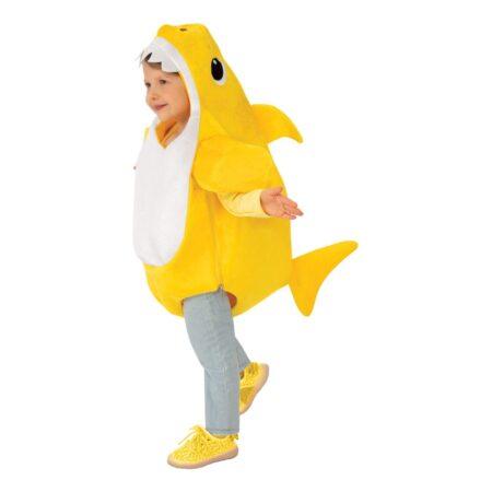 baby shark kostume til baby populære fastelavnskostumer til baby 2021 450x450 - Populære fastelavnskostumer til baby 2021