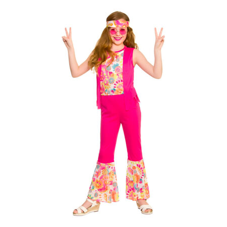 billigt hippie kostume til børn 450x450 - Billige fastelavnskostumer til piger under 200 kr