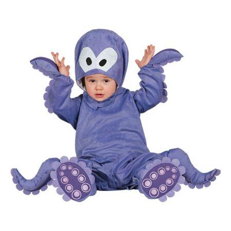 blæksprutte fastelavnskostume til baby blæksprutte babykostumer 2021 450x450 - Populære fastelavnskostumer til baby 2021