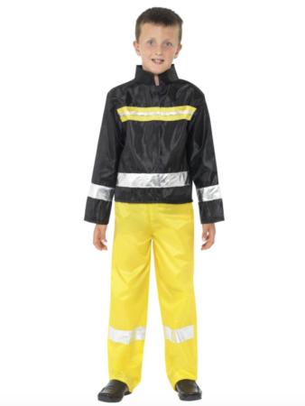 brandmand fastelavnskostume til børn 338x450 - Billige fastelavnskostumer til drenge under 200 kr