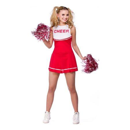 cheerleader fastelavnskostume til voksne 450x450 - Billige fastelavnskostumer til kvinder under 200 kroner
