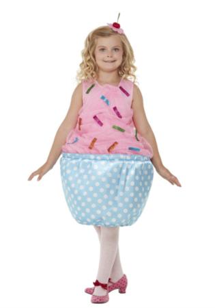 cupcake børnekostume sjove fastelavnskostumer til børn 315x450 - Sjove fastelavnskostumer til børn
