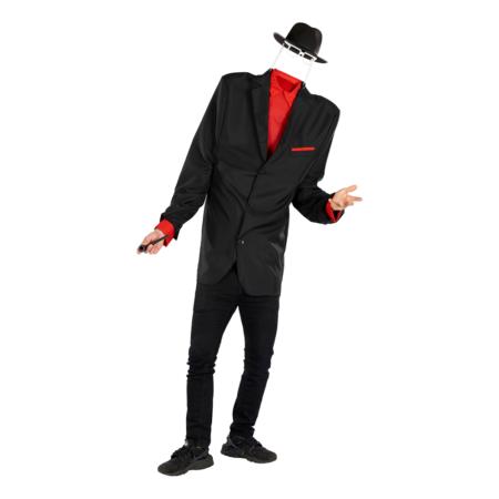 den usynlige mand voksenkostume 450x450 - Sjove fastelavnskostumer til voksne