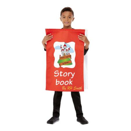 eventyrbog børnekostume 450x450 - Sjove fastelavnskostumer til børn