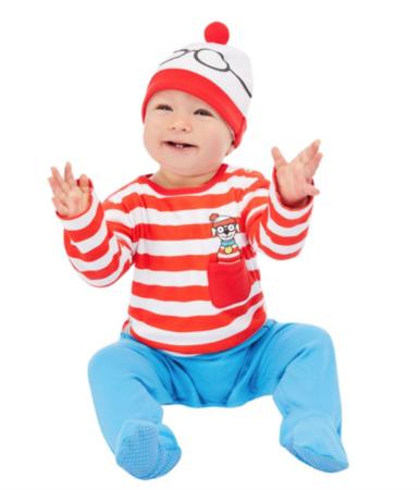 find holger fastelavnskostume til baby 386x450 - Populære fastelavnskostumer til baby 2021