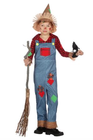 fugleskræmsel kostume til børn 299x450 - Sjove fastelavnskostumer til børn