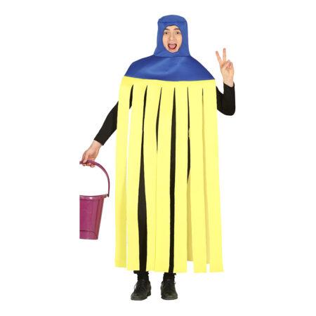 gulvmoppe kostume 450x450 - Billige fastelavnskostumer til mænd under 200 kroner