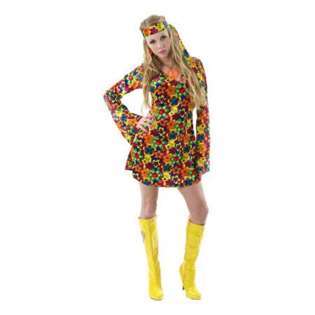 hippie fastelavnskostume billige fastelavnskostumer til kvinder 450x450 - Billige fastelavnskostumer til kvinder under 200 kroner