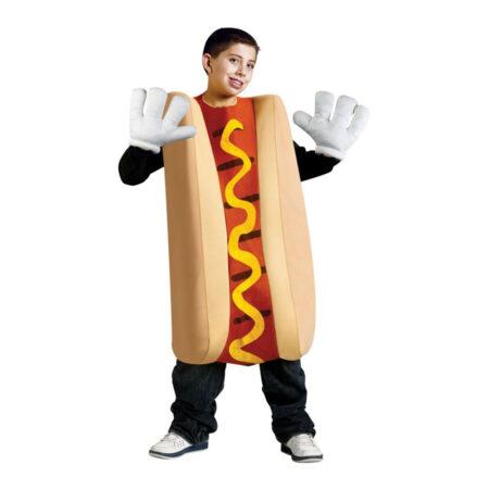 hotdog børnekostume 450x450 - Sjove fastelavnskostumer til børn