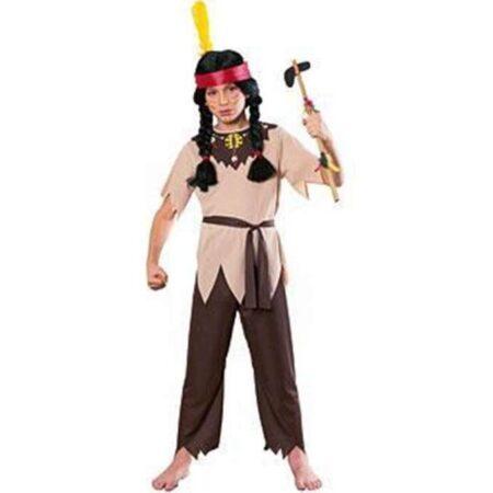 indianer fastelavnskostume til børn billige fastelavnskostumer til drenge 450x450 - Billige fastelavnskostumer til drenge under 200 kr