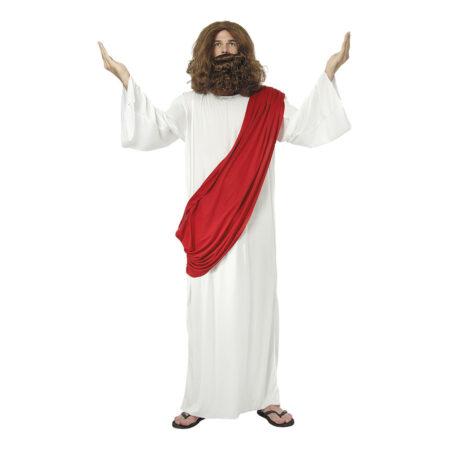 jesus fastelavnskostume til voksne 450x450 - Billige fastelavnskostumer til mænd under 200 kroner