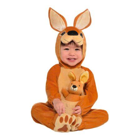 kænguru fastelavnskostume til baby dyrekostumer til baby kænguru babykostume 450x450 - Populære fastelavnskostumer til baby 2021