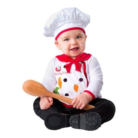 kok fastelavnskostume til baby 450x450 - Populære fastelavnskostumer til baby 2021